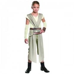 Disfraz de Rey Star Wars Episodio 7 classic para niña - Imagen 1
