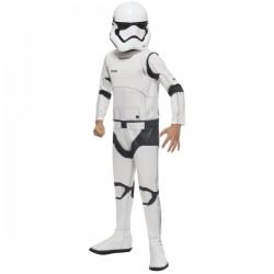 Disfraz de Stormtrooper Star Wars Episodio 7 classic para niño - Imagen 1