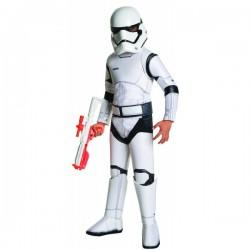Disfraz de Stormtrooper Star Wars Episodio 7 deluxe para niño - Imagen 1