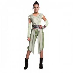Disfraz de Rey Star Wars Episodio 7 para mujer - Imagen 1