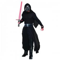 Disfraz de Kylo Ren Star Wars Episodio 7 deluxe para hombre - Imagen 1