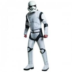 Disfraz de Stormtrooper Star Wars Episodio 7 deluxe para hombre - Imagen 1