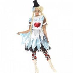 Disfraz de Alicia en el país de los terrores - Imagen 1