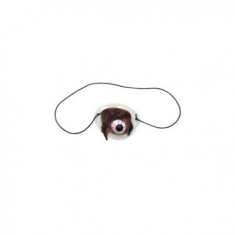 Parche de globo ocular deforme - Imagen 1
