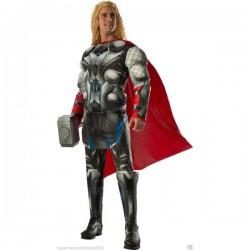 Disfraz de Thor Vengadores: La Era de Ultrón deluxe para adulto - Imagen 1