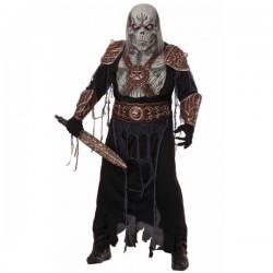 Máscara de guerrero Ghoul zombie - Imagen 1