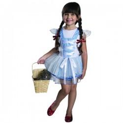 Disfraz de Dorothy El Mago de Oz tutú para niña - Imagen 1