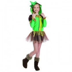 Disfraz de Espantapájaros El Mago de Oz tutú para niña - Imagen 1