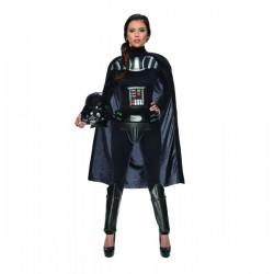 Disfraz de Darth Vader Star Wars para mujer - Imagen 1