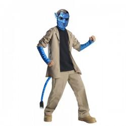 Disfraz de Jake Sully Avatar deluxe para niño - Imagen 1