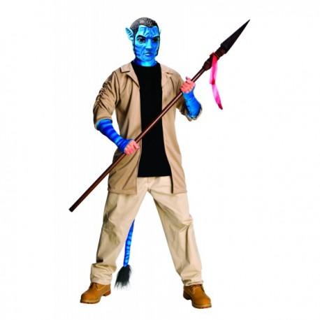 Disfraz de Jake Sully Avatar deluxe para hombre - Imagen 1