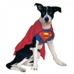 Disfraz de Superman para perro - Imagen 1