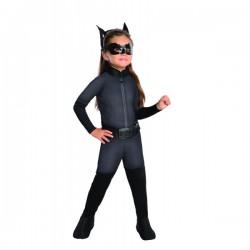 Disfraz de Catwoman para niña - Imagen 1