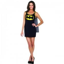 Vestido disfraz de Batgirl DC Comics para mujer - Imagen 1