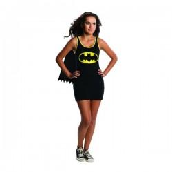 Vestido disfraz de Batgirl DC Comics para adolescente - Imagen 1