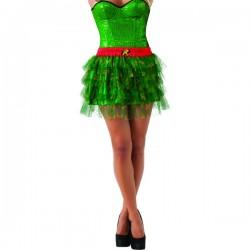 Falda con lentejuelas de Robin para mujer - Imagen 1