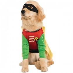Disfraz de Robin Teen Titans Go para perro - Imagen 1