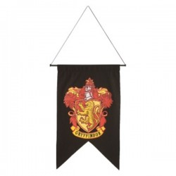 Bandera de Gryffindor Harry Potter - Imagen 1