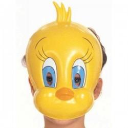 Máscara de Piolín Looney Tunes para niño - Imagen 1