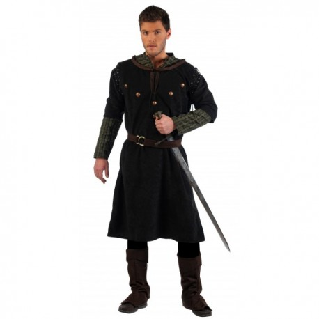 Disfraz de medieval Rodrigo deluxe - Imagen 1