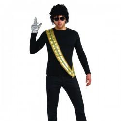 Banda de Michael Jackson para adulto - Imagen 1