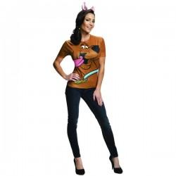 Kit disfraz de Scooby Doo para mujer - Imagen 1