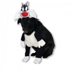 Disfraz de Silvestre para perro - Imagen 1