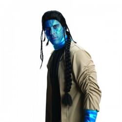 Peluca de Jake Sully Avatar - Imagen 1