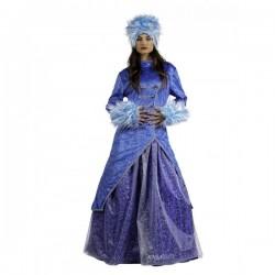 Disfraz de princesa rusa deluxe - Imagen 1