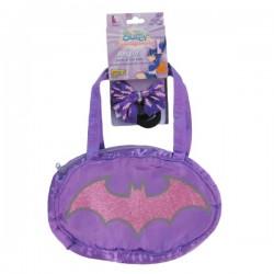 Set bolso y lazos para el pelo de Batgirl My Super Bestfriends para niña - Imagen 1