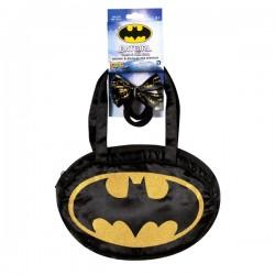Set de bolso y lazo de Batgirl DC Super Hero Girls para niña - Imagen 1