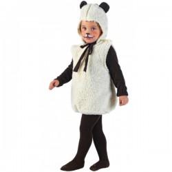 Disfraz de animalito ovejita para bebé - Imagen 1