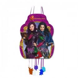 Piñata perfil Descendants - Imagen 1