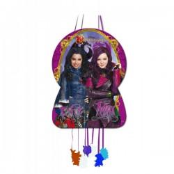 Piñata silueta Descendants - Imagen 1