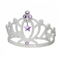 Tiara de Rapunzel brillante - Imagen 1