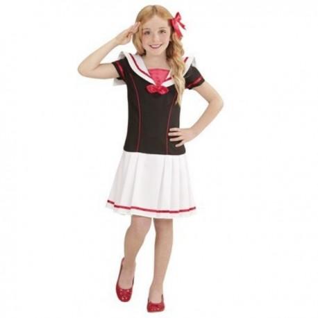 Disfraz de marinera Olivia para niña - Imagen 1