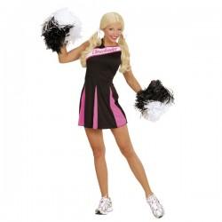 Disfraz de cheerleader para mujer - Imagen 1