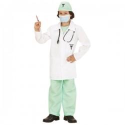 Disfraz de doctor para niño - Imagen 1