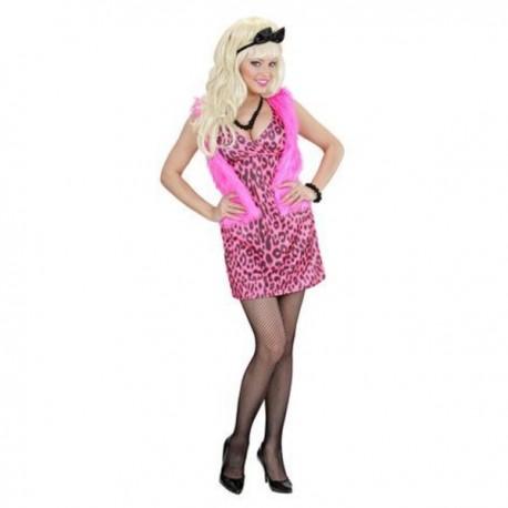 Disfraz de los años 80 para mujer - Imagen 1