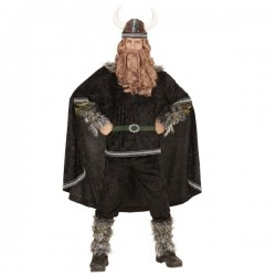 Disfraz de Vikingo valeroso para hombre - Imagen 1