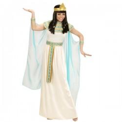 Disfraz de cleopatra elegante para mujer talla grande - Imagen 1