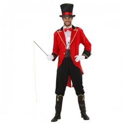 Disfraz de domador para hombre talla grande - Imagen 1