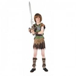 Disfraz de bárbaro para niño - Imagen 1