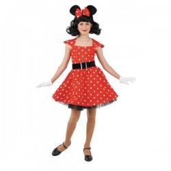 Disfraz de ratita niña - Imagen 1