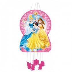 Piñata silueta Disney Princesas - Imagen 1