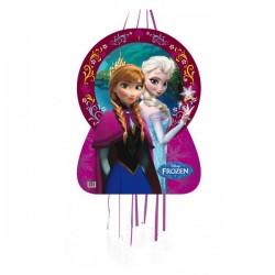 Piñata silueta Frozen - Imagen 1