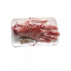 Mano sangrienta al vacío - Imagen 1