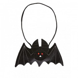Bolso de murciélago Halloween - Imagen 1