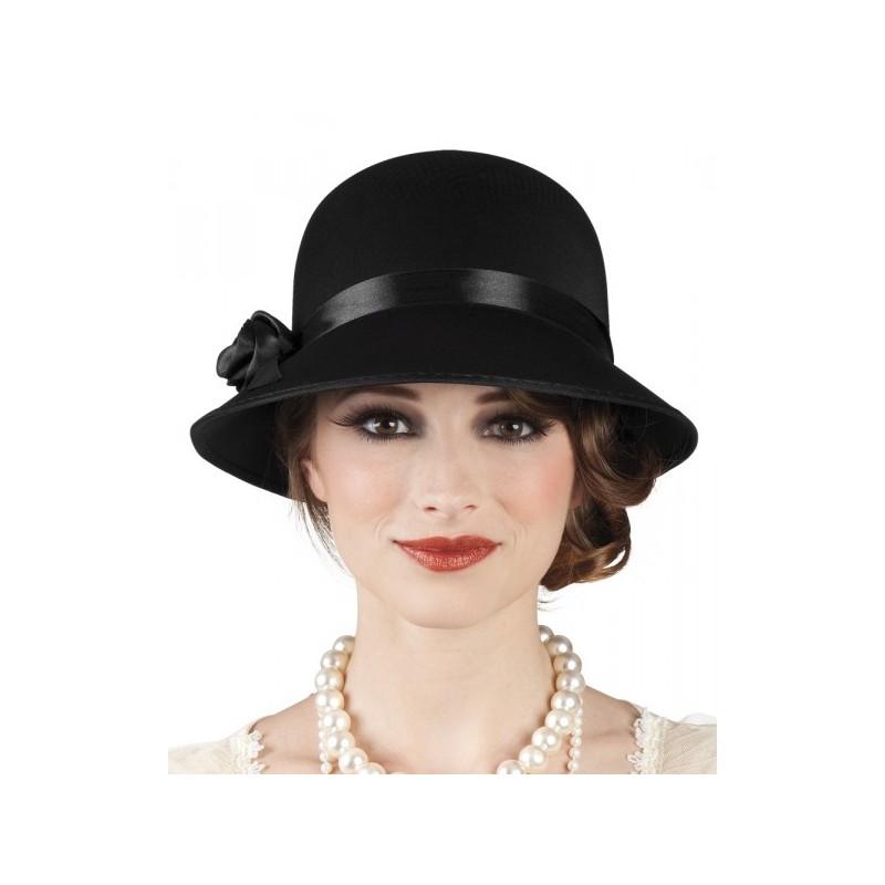 16de95e9ec80f Sombrero de chica Charlestón para mujer. Comprar Online