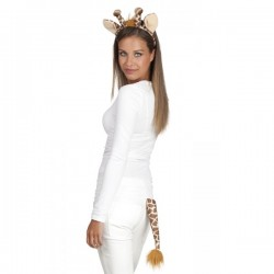 Kit accesorios de jirafa para mujer - Imagen 1